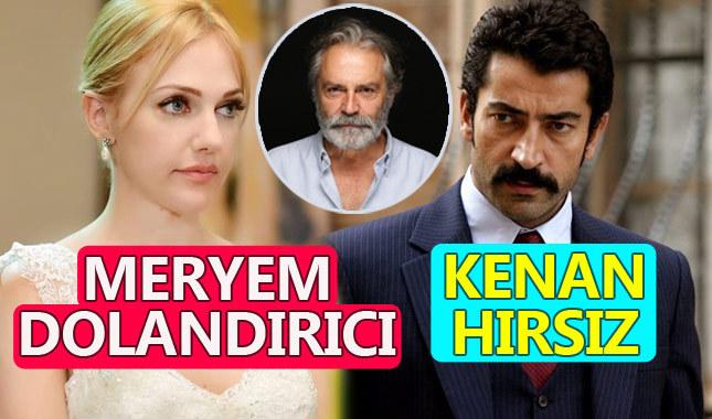 Kenan İmirzalıoğlu ve Meryem Uzerli Cingöz Recai'de buluştu