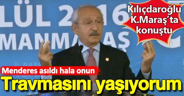 Kılıçdaroğlu il başkanlarıyla buluştu