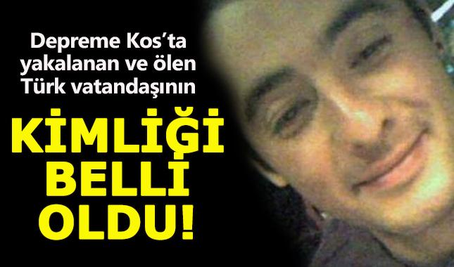 Kos'ta öle Türk vatandaşın kimliği belli oldu
