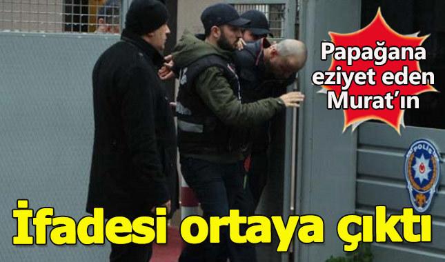 MasterChef Murat Özdemir'in ifadesi ortaya çıktı