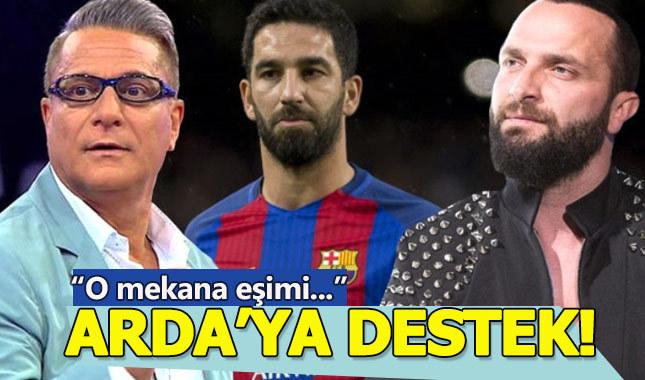 Mehmet Ali Erbil'den Arda Turan'a destek!