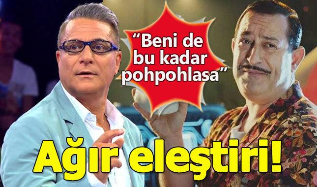 Mehmet Ali Erbil'den Cem Yılmaz ve Şahan'a salvo!