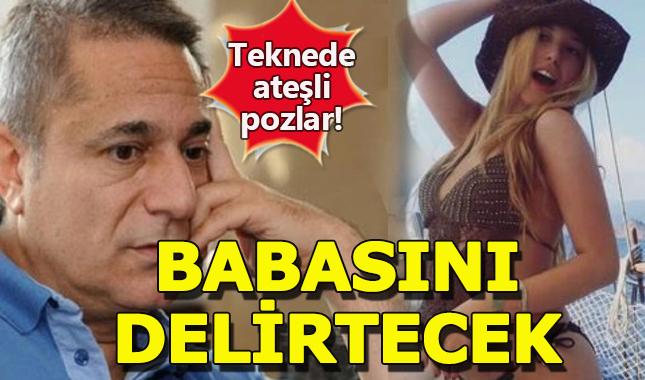 Mehmet Ali Erbil'in kızı Yasmin ateşli pozlarıyla kızdırdı