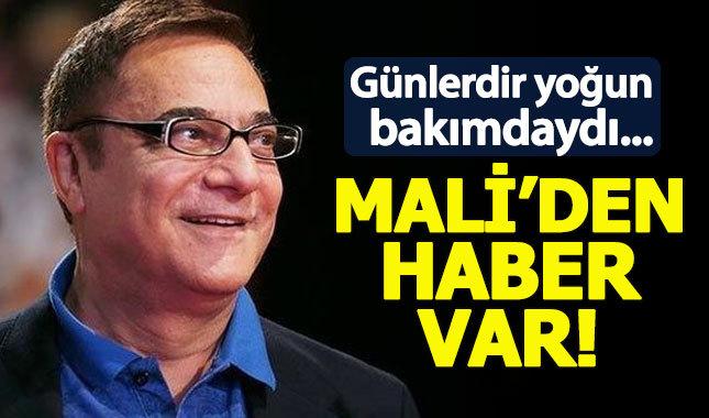 Mehmet Ali Erbil'in sağlık durumunda yeni gelişme!