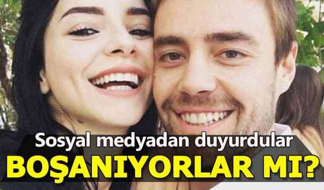 Merve Boluğur ve Murat Dalkılıç'tan boşanma kararı!