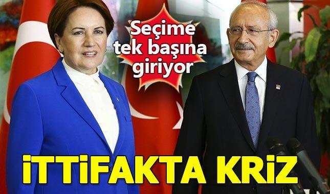 Millet İttifakı'nda seçim anlaşmazlığı!