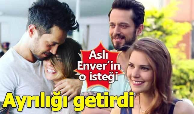 Murat Boz ile Aslı Enver'in ayrılık nedeni ortaya çıktı