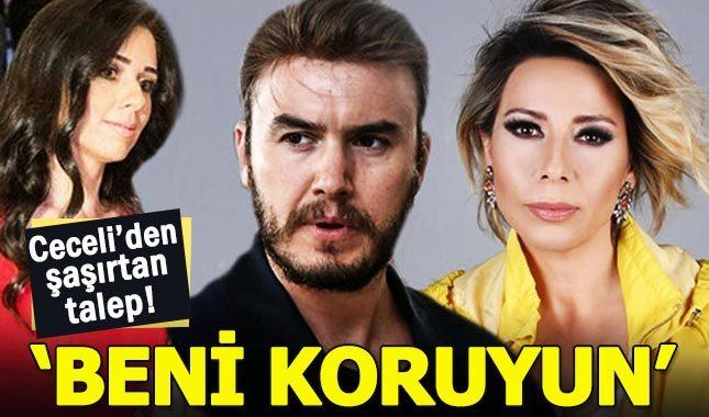 Mustafa Ceceli: İntizar'dan koruyun beni