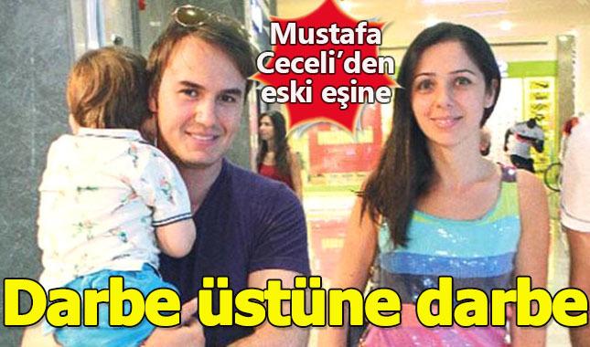 Mustafa Ceceli'den eski eşi Sinem Gedik'e darbe üstüne darbe