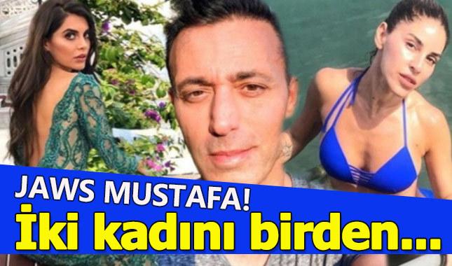 Mustafa Sandal boşandıktan sonra çapkınlığa hızlı başladı