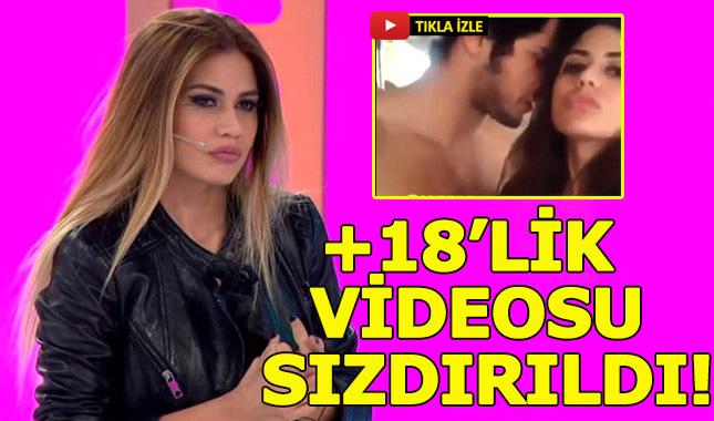 Nihal Candan'ın +18'lik videosu internete sızdırıldı