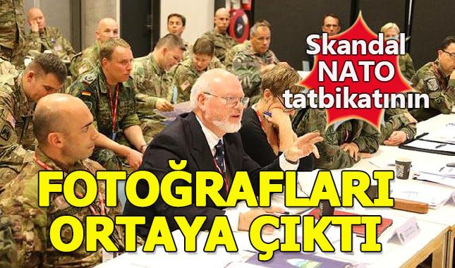 Norveç'teki skandal NATO tatbikatının fotoğrafları ortaya çıktı