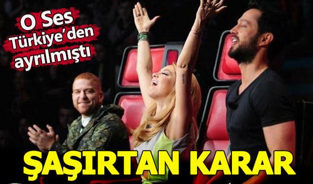 O Ses Türkiye'den ayrılan Gökhan Özoğuz'dan sürpriz proje