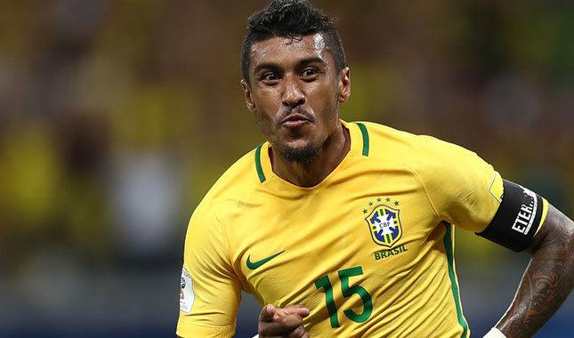 Paulinho imza töreninde alay konusu oldu