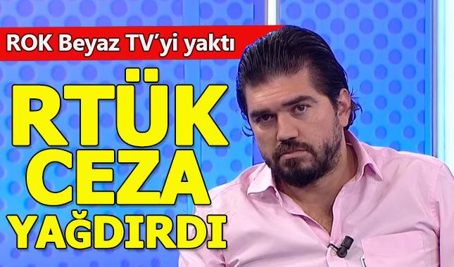 """RTÜK'ten Beyaz TV'ye """"Rasim Ozan"""" cezası"""