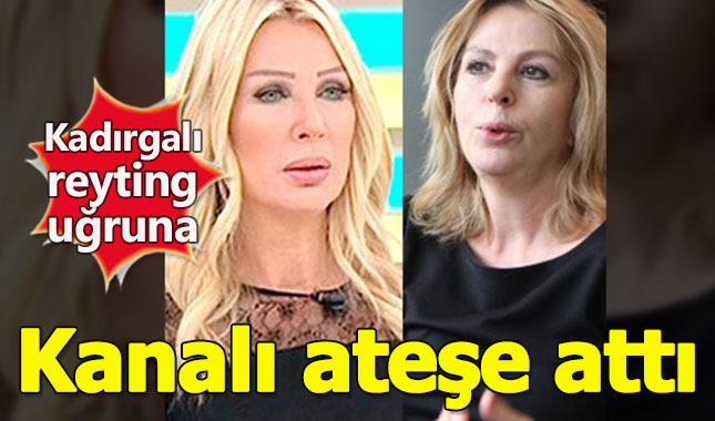 RTÜK'ten Show TV'ye 'Hale Soygazi' cezası