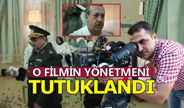 Reis ve Uyanış filmlerinin yapımcısı FETÖ'den tutuklandı
