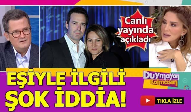 Seren Serengil'den Murat Başoğlu'nun eşi hakkında şok iddia!