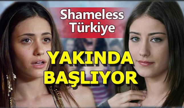 Shameless'ın Türk versiyonunda Hazal Kaya başrolde