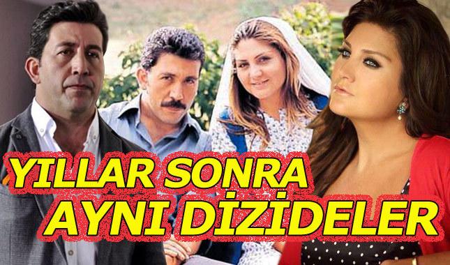 Sibel Can ile Emre Kınay'ın yeni dizisi başlıyor