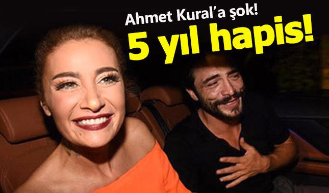 Sıla'ya şiddet uyguladığı gerekçesiyle Ahmet Kural'ın 5 yıl hapsi isteniyor