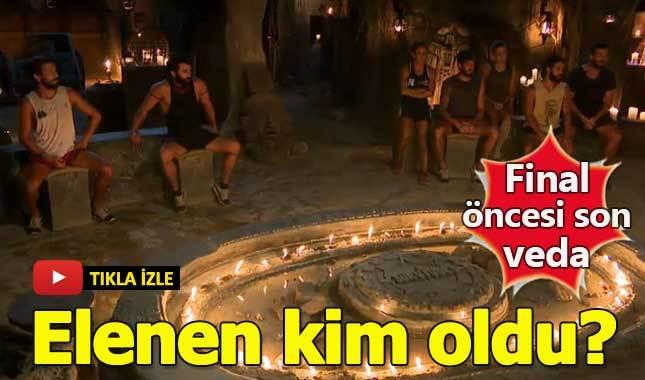 Survivor'da dün akşam kim elendi? (24 Haziran 2018)