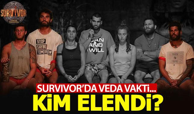 Survivor'da kim elendi 19 Mart 2019 | Survivor'da dün akşam kim gitti?