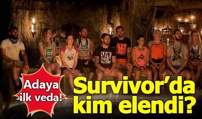 Survivor'da kim elendi 20 Şubat 2018 - İşte adaya veda eden yarışmacı
