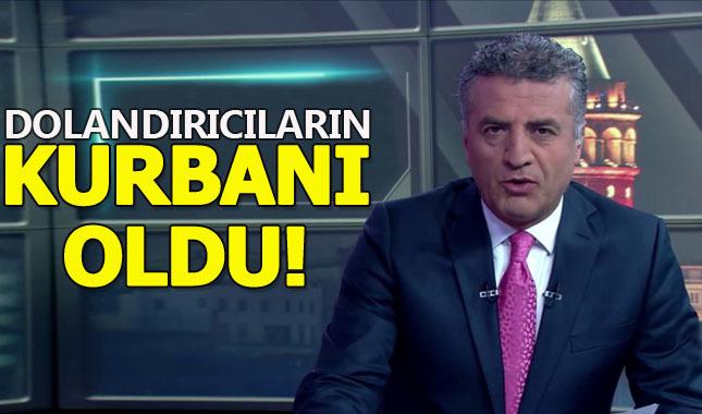 TRT ekranlarının başarılı sunucusuna dolandırıcı kancası!