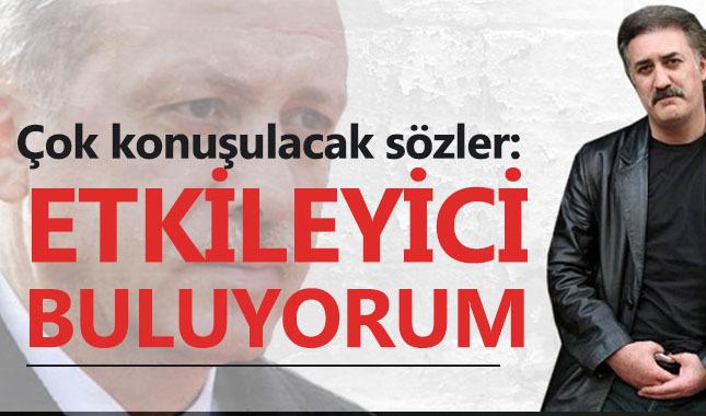 Tamer Karadağlı'dan Cumhurbaşkanı Erdoğan hakkında samimi itiraf