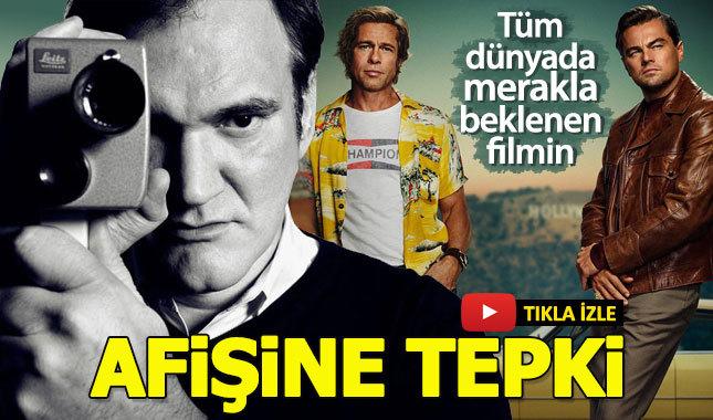 Once Upon a Time in Hollywood Türkçe alt yazılı fragman izle | Tarantino yeni filmi Türkiye'de ne zaman vizyona girecek?