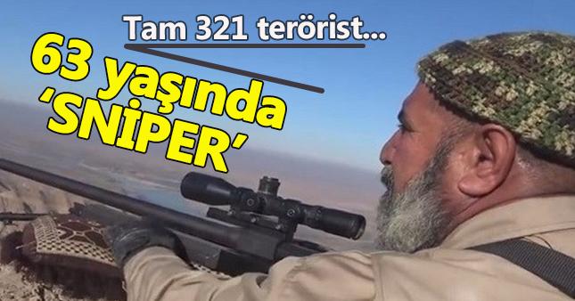 Tek başına yüzlerce terörist öldürdü