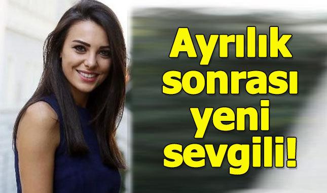 Tuvana Türkay, ayrılır ayrılmaz yeni sevgili yaptı