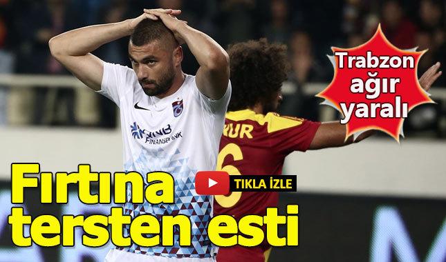 Yeni Malatyaspor 1-0 Trabzonspor beinsports maç özeti