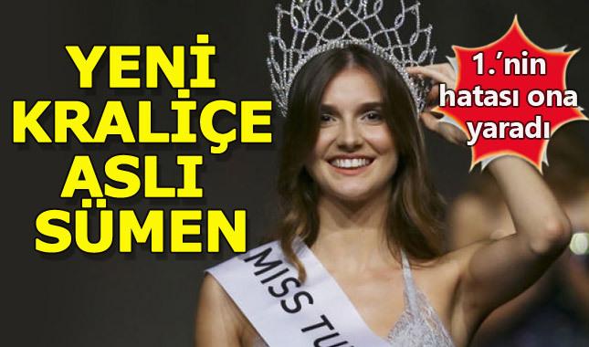 Yeni Türkiye güzeli Aslı Sümen kimdir kaç yaşında!