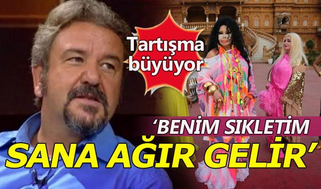 Yüksel Aytuğ'dan Bülent Ersoy'a 'ağır' sözler!