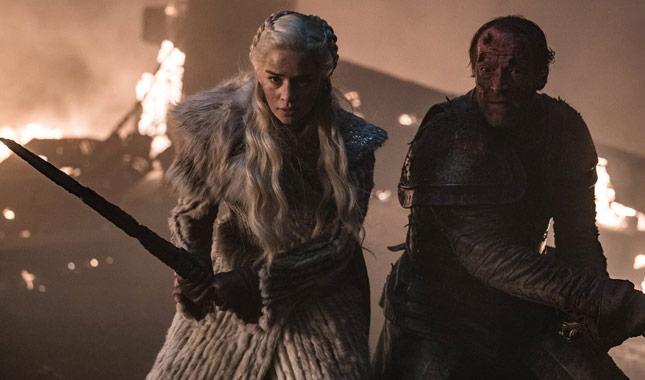 Game of thrones 8. Sezon 5. Bölüm altyazılı izle