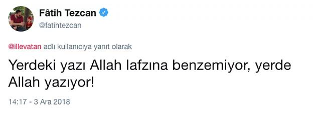 Masterchefin Logosunda Allah Mı Yazıyor
