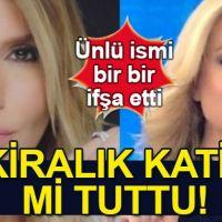 Seren Serengil'den Gülben Ergen hakkında kiralık katil iddiası