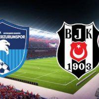 Beşiktaş-Büyükşehir Belediye Erzurumspor maçının hakemi belli oldu