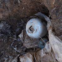 Bingöl'de 2 el yapımı patlayıcı ele geçirildi
