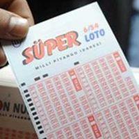 1 Kasım 2018 Perşembe Süper Loto sonuçları açıklandı kazanan numaralar