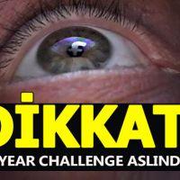 10 Year Challenge'la ilgili korkutan iddia!