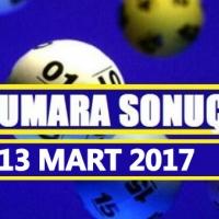 13 Mart 2017 On Numara çekiliş sonuçları açıklandı - Kazandıran numaralar