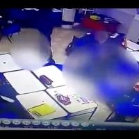 Öğrenci silahla dehşet saçtı!