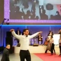Hakan Çalhanoğlu Zeybek oynadı sosyal medya yıkıldı