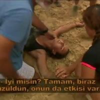 Survivor'da Elif herkesi korkuttu