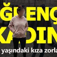 17 yaşındaki kızı erkeklere pazarlayan kadın gözaltına alındı