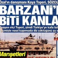19 Eylül 2017 Gazete Manşetleri