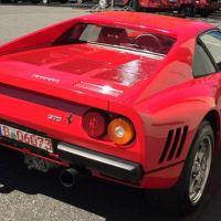 2 Milyonluk Ferrari ile kaçtı
